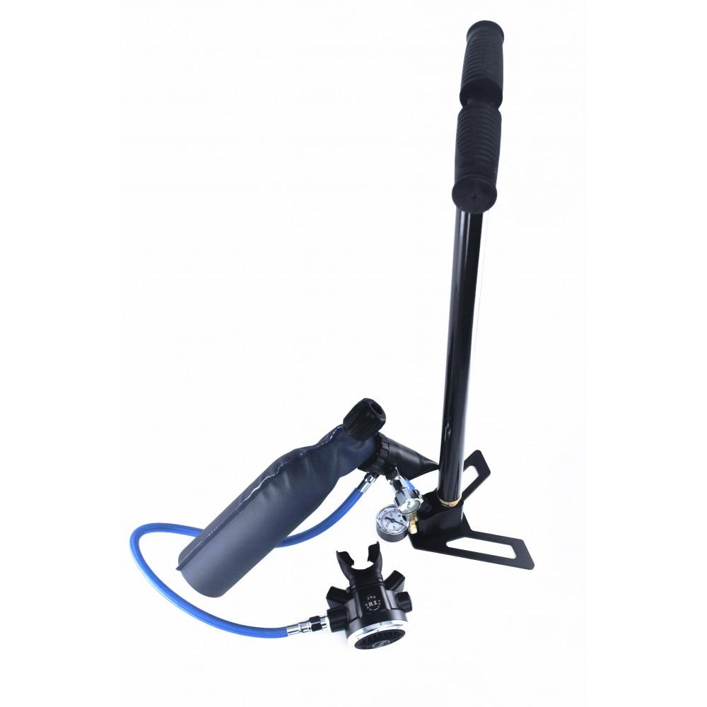 MiniDive e pompa manuale M4S