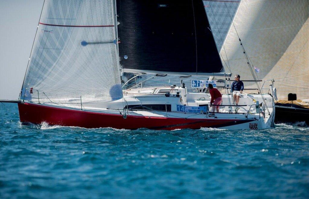 Bora Sailing Team - Sun Fast 3600 Bora Fast