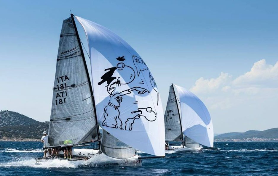 G3Bau Sailing Team - Melges 20