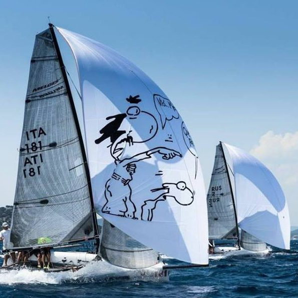 Melges 20 G3Bau Sailing team