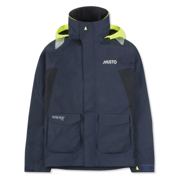 MUSTO MPX GORE-TEX® PRO COASTAL JACKET – giacca cerata