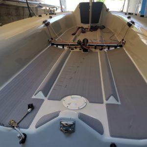 Antiscivolo autoadesivo per barche in eva Seadek per melges 24